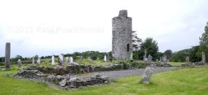 Old Kilcullen Graveyard