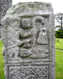 High Cross Carving