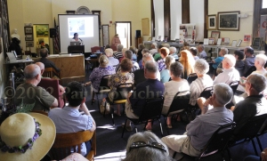 - Janet Maher talk and book signing at the Naugatuck Historical Society, June 21, 2012