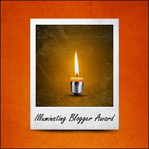 Iluminating Blogger Award