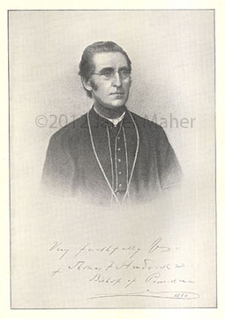 Bishop Thomas F. Hendricken