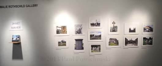 Wall #1, Book and Selected Ireland Photographs