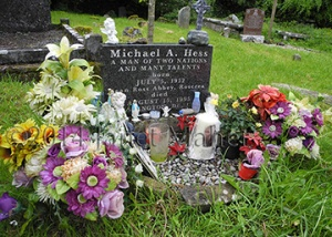 ©2014 Janet Maher, Michael Hess Grave at Sean Ross
