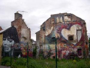 ©2014 Janet Maher, Limerick Mural