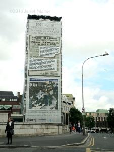 1916 Commemoration #2, Dublin ©2016 Janet Maher