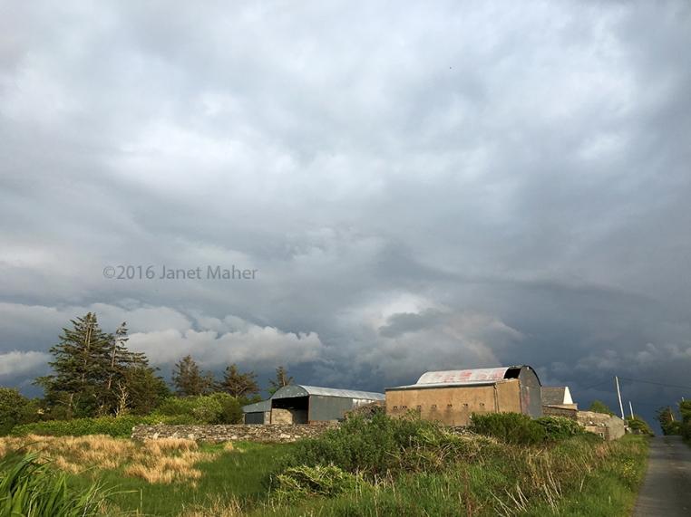 On Fern Hill, Doolin ©2016 Janet Maher